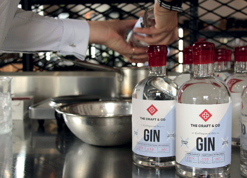 Collingwood Gin